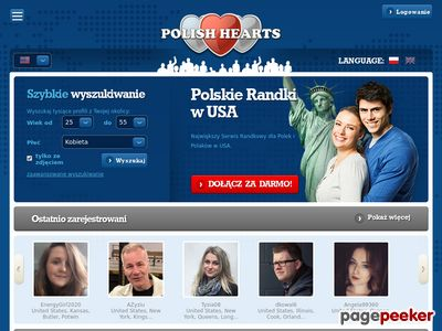 USA PolishHearts.com
