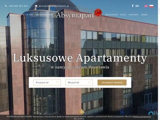 Apartments and accommodation Wroclaw