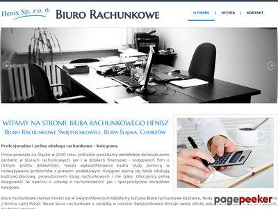 Biuro rachunkowe Sabrina Henisz
