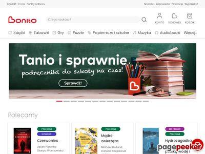 Internetowa giełda książek, podręczników, płyt muzycznych, filmów i gier