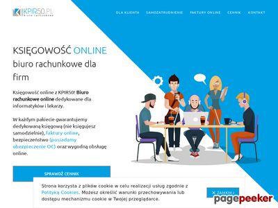 Księgowy online - kpir50.pl
