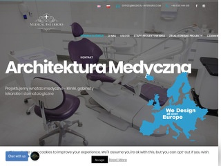 Meble do gabinetów kekarskich - medical-interiors.com