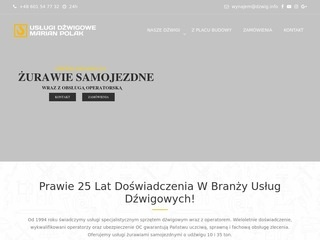 Usługi Dźwigowe Wynajem - Gliwice i Zabrze