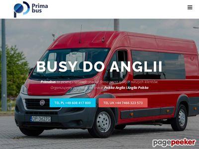 Przewozy osobowe Katowice