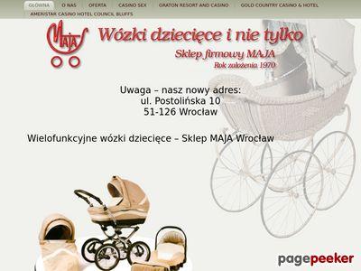 Wózki dla dzieci Wrocław