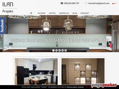 Meble łazienkowe - www.meble-nawymiar.net