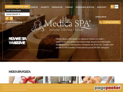 Alchemy Day Spa Warszawa