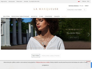 www.lamarqueuse.pl