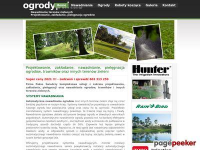 Zielony Krajobraz - Ogrody Projekty - Projektowanie i zakładanie ogrodów
