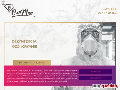 Ozonowanie, odgrzybianie klimatyzacji, osuszanie budynków - Kraków