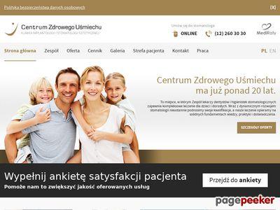 Stomatologia estetyczna Bielsko - trident.bielsko.pl
