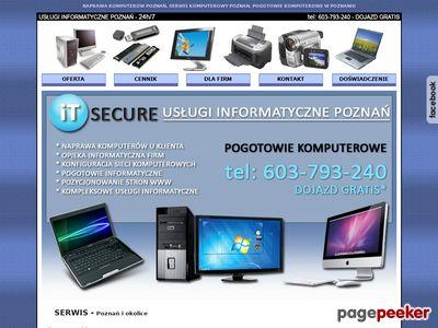 Amipc, pogotowie komputerowe warszawa, outsourcing it, projektowanie stron www