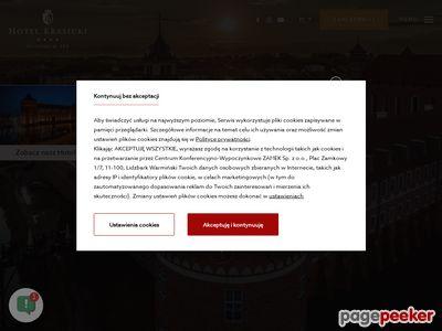 Hotele w Zakopanem.