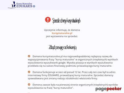 Przygotowanie do matury - kursymaturalne.pl