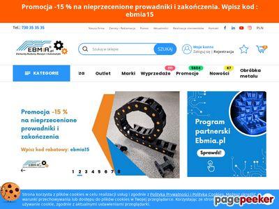 Sterowniki maszyn CNC - EBMiA.pl