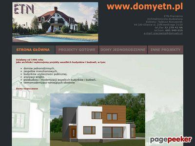 Portal projektów domów