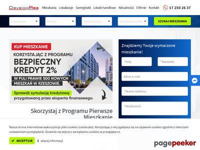 Mieszkania - developres.pl