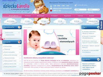 Ubranka dla dzieci, niemowląt