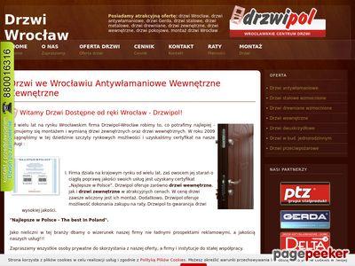 Drzwi we Wrocławiu