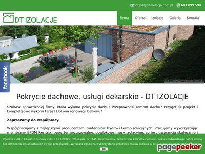 Prefabrykacja więźby dachowej