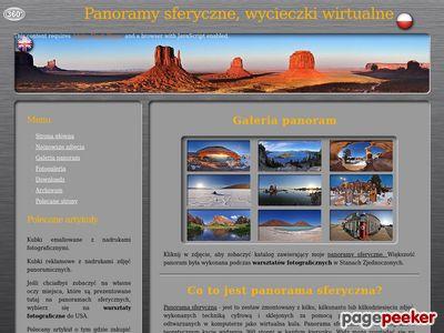Strona dla pasjonatów fotografii