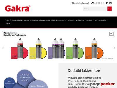 Sklep motoryzacyjny - autoczescizielonki.pl