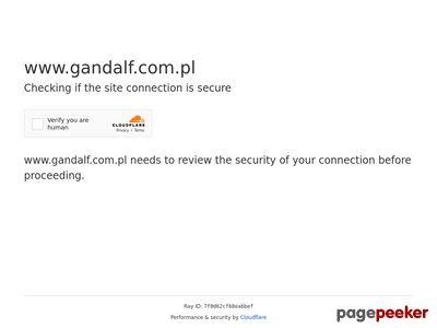 Księgarnia internetowa Gandalf