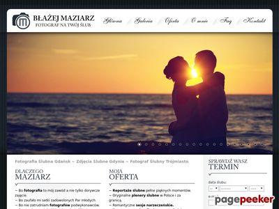 Zdjęcia ślubne gdańsk