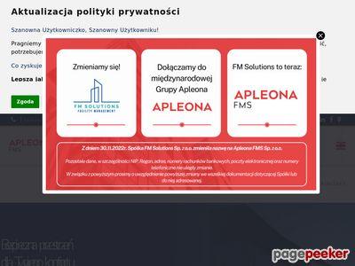 Koparko ładowarka Łódź