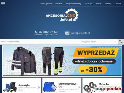 Sterowniki maszyn CNC - Sterownikcnc.com.pl