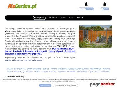 Ogrodnicze i przyrodnicze strony www