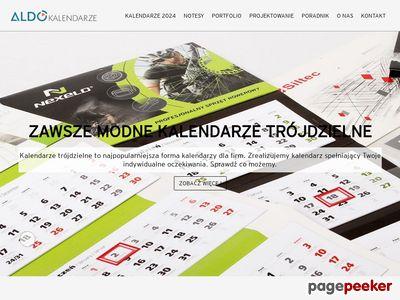 Producent kalendarzy trójdzielnych - centrumkalendarzy.pl