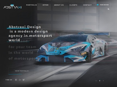 Projekty graficzne oklejenia samochodu