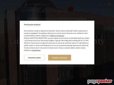 Absynt apartments Wrocław