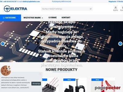 Profesjonalna Kontrola Dostępu, Automatyka, Elektronika
