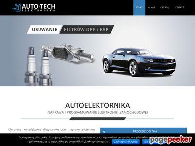 Dorabianie kluczy samochodowych Auto-Tech Rzeszów