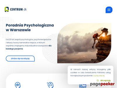 Psychoterapia w Warszawie - Zespół Psychoterapeutów