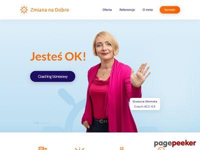 Coaching Kraków. Twoja, firmy ZmianaNaDobre.pl