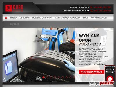 Tarnow.kurodetailing.pl - czyszczenie tapicerki tarnów
