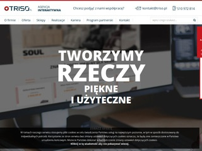 Tworzenie stron internetowych