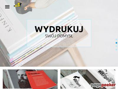 Mario Druk - druk wielkoformatowy