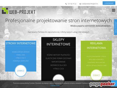 Pozycjonowanie i projektowanie stron internetowych Bielsko