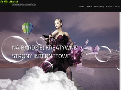 Projektowanie stron www image-studio szymon sułkowski