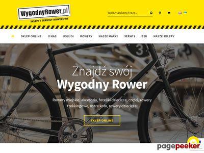 Sklep Rowerowy SZUMGUM - rowery