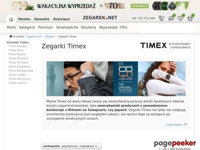Internetowy sklep z zegarkami