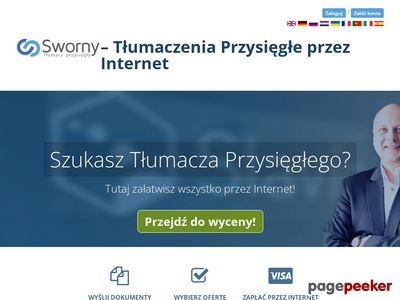 Oprogramowanie dla biura tłumaczeń