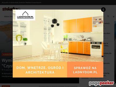 Stolarka BP - okna skrzynkowe, schody, drzwi - Warszawa