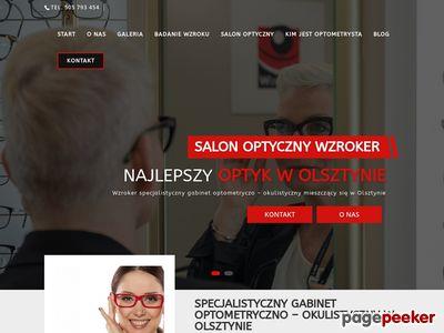 OptykNET -Oryginalne okulary, markowe oprawki znanych firm