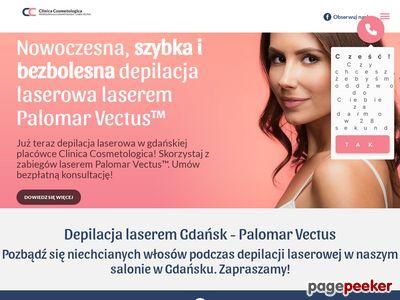 Vectus Gdańsk - nowoczesna depilacja laserowa