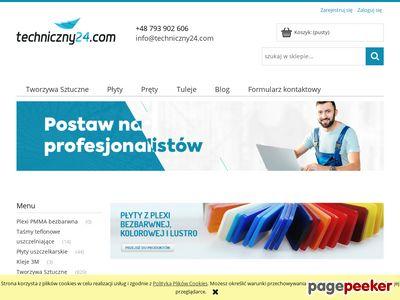 Podbitki PVC - podsufitki.pl